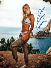Kenna James Adult Star Signed Photo 8x10 #250z Playboy Penthouse Pet of the Year