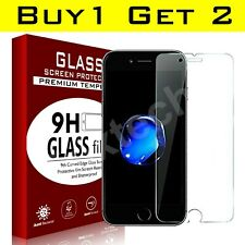 Tempered Glass Screen Protector For Apple iPhone 8 - 100% Genuine Protection