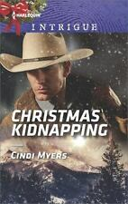 Christmas Kidnapping (The Men of Search Team Seven) - Acceptable - Myers, Cindi