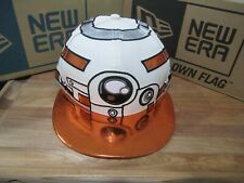 Disney Star Wars BB 8 New Era 59Fifty Hat Marvel Comics BRAND NEW Size 7 BX15