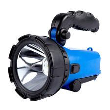 LED rechargeable Ring Li-Ion torche Spot-rt5182-CHARGEUR SECTEUR + VOITURE