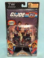 G.I. Joe 25th Comic Pack Tomax & Xamot Mosc