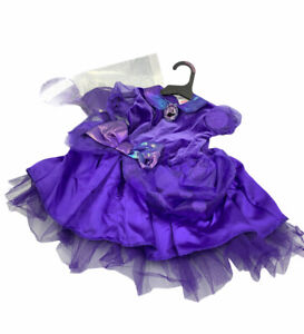 Disney Minnie Mouse Deluxe Toddler Dressup Costume Dress Purple Size 2T  NEW