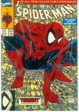 Marvel Comics Postcard: Spiderman # 1 cover (Todd McFarlane) (USA, 1991)