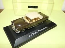 MERCEDES 220 SE COUPE W111 1961-65 FALLER 1:43
