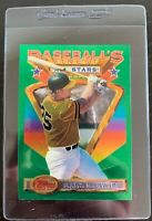 1993 Topps Finest Mark McGwire #92