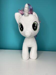 "Build A Bear My Little Pony Sweetie Belle Cutie Mark Crusaders Buddy 10"" 2014"