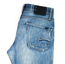 G-Star Raw Hombre Jeans Codificador Recto CZ526 Talla W33 L30