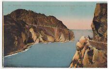 Algeria; Bougie (Béjaïa), Corniche Du Cap Carbon & Tourist Rd PPC, By LL, Unused