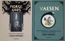 Vaesen & Norse Gods by Johan Egerkrans (2017)