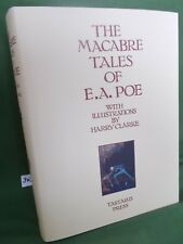 The Macabre Tales of Edgar Allan Poe 400 Copies Only