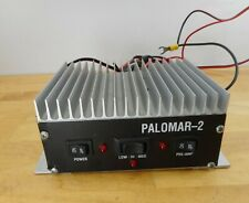 Palomar-2 Linear Amplifier Cb Ham Radio 200W