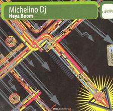 MICHELINO DJ & CARLO CRESCENTINI - Heya Boom - Gardenia