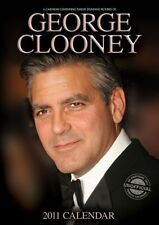 George Clooney Calendar 2011 New & Boxed RS