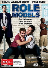 Role Models - Adventure / Comedy - NEW DVD