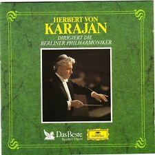 Herbert de Karajan dirige l'orchestre la Berliner philharmonique 6cd-box reader's méthode