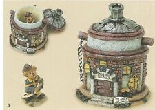 BOYDS BEARS ROUTE 33 1/3 HEROS HOOK AND LADDER #19901
