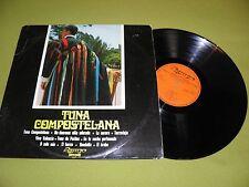 Tuna De La Escuela Tecnica De Valencia - Tuna Compostela - 1972 Spain Flamenco