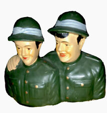 Vintage Collectable Laurel And Hardy Figures