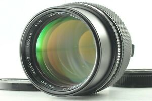 """""""Excellent++++"""" Olympus OM-System Zuiko Auto-T 100mm f2 MF Lens from Japan #560"""