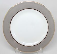 PYREX - PYR9 - Gray with Gold Trim - Salad Plate(s)