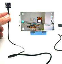 HD 720P Button Hidden design mini spy micro Pinhole camera for Android Phone NEW