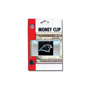 NFL Carolina Panthers Money Clip