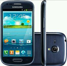 SAMSUNG GALAXY S3 mini Blue - GT-I8190N UNLOCKED 8-GB Sim Free (Like New Sealed)