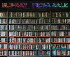 Mega Blu-ray Discount Lot Pick your bundle Limited Time Sale Everything Under $4
