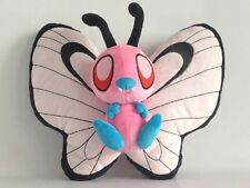 Hot Pokemon Anime Shiny Butterfree Stuffed Plush Toy Doll Gift butterfly 12 Inch