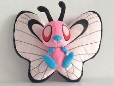 Hot Pokemon Anime Shiny Butterfree Stuffed Plush Toy Doll 12 Inch Gift butterfly
