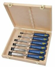Irwin M444SB6N 6 Piece Marples Woodworking Chisel Set