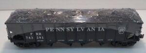 K-Line K626-1892 Pennsylvania 4-Bay Die Cast Hopper EX