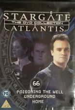 Stargate The Dvd collection ATLANTIS/ Disc 66 NEW&SEALED