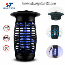 Electric Mosquito Killer Fly Bugs Insects Zapper Killer Pest Control Trap Lamp