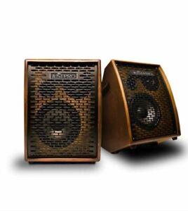JUST PRO MX-100 Concert Level Acoustic Guitar Speaker,4 Independent Channels