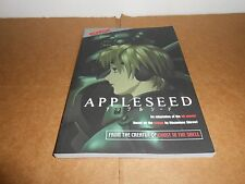 Appleseed Movie Book vol. 1 Color Manga in English