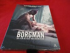 "COFFRET BLU-RAY + DVD NEUF ""BORGMAN"" film Hollandais de Alex VAN WARMERDAM"