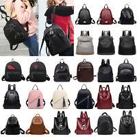 Fashion Women Girls Backpack Travel Handbag Rucksack Satchel Shoulder School Bag