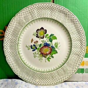 Mason's-Paynsley Pattern-Medium Dinner Side Starter-Dessert Plate-1970-Vintage