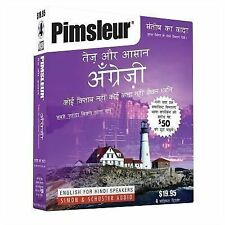 Pimsleur English for Hindi Speakers Quick & Simple Course - Level 1 Lessons 1-8