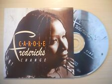 CAROLE FREDERICKS : CHANGE (+MIX) (écrit par Jean-Jacques Goldman) [ CD SINGLE ]