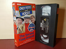 Only Fools and Horses - The Second Time Around - PAL VHS Video Tape