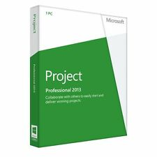 Microsoft Project Professional 2013 Full Software Download With Genuine Key