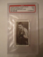 1938 ARTHUR DANAHAR BOXING CHURCHMAN PSA GRADED 7 NEAR MINT CARD