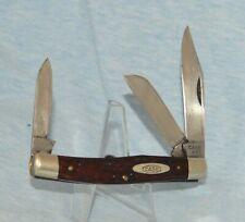 VINTAGE CASE XX REDBONE STOCKMAN KNIFE 6332 1940-64