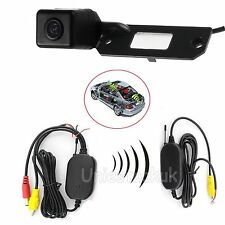 Car CCD Wireless Rear View Video Camera Reverse Cam For VW Passat Golf Plus T5
