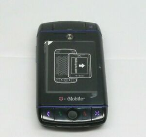 Motorola Sidekick Slide Purple T-Mobile Cellular Phone