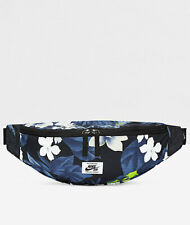 Nike SB Heritage Floral Crossbody Shoulder Sling Messenger Fanny Pack Waistbag