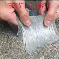 US Super Strong Waterproof Tape Butyl Seal Rubber Aluminum Foil Tape Repair Tool
